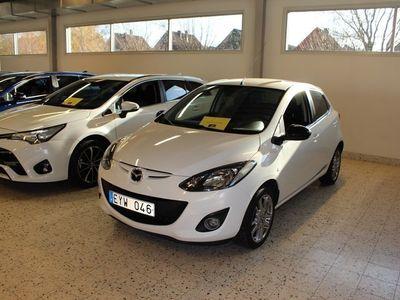 begagnad Mazda 2 5-dörrar 1.3 84h Spirit -13
