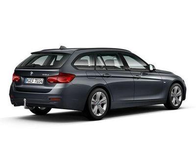 begagnad BMW 318 d Touring