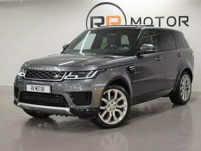 begagnad Land Rover Range Rover Sport 3.0 TDV6 AWD Auto Euro 6 258hk