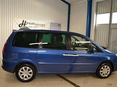 begagnad Peugeot 807 2,0*NYBES*7SITS*RÄNTA 1.99%*