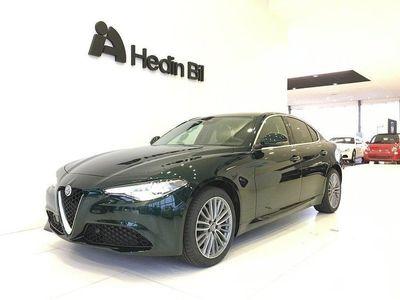 begagnad Alfa Romeo Giulia GiuliaTI 2.0 GME 200 HK TU