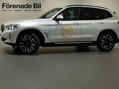 begagnad BMW 750 C iX3 Charged Aut Nav Park Assist Dragkrok 2021, MC/Moped Pris200 kr