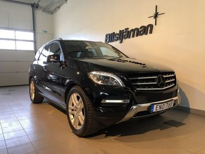 begagnad Mercedes 350 M-KLASSBlueTEC 4MATIC 7G-Tronic Plus Euro 6 258hk