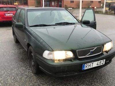 begagnad Volvo S70 glt besiktad -00