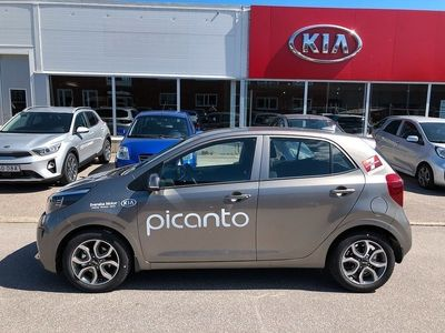 begagnad Kia Picanto 1.0 Advance plus / Vinterhjul / Demo