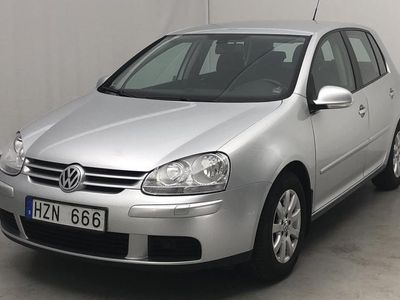 begagnad VW Golf A5 1.6 MultiFuel E85 5dr