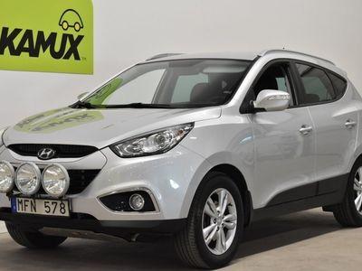 gebraucht Hyundai ix35 2.0 CRDI AWD