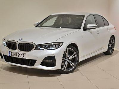 begagnad BMW 320 d xDrive Sedan M-sport, Drag, Backkamera, Navigator