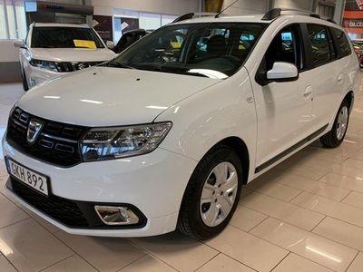 begagnad Dacia Logan MCV 0.9 TCe Easy-R 2017, Kombi 108 000 kr