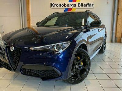 begagnad Alfa Romeo Stelvio Veloce Harman Kardon 2.0 TBi 2021, SUV Pris 548 200 kr