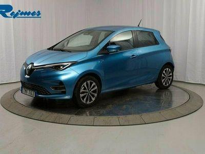begagnad Renault Zoe PhII 52 kWh Intens batterihyra