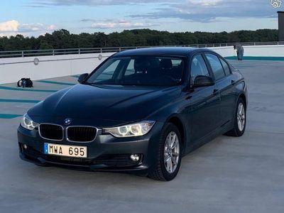 begagnad BMW 320 d Sportline 184 hk Aut, Svensk -13