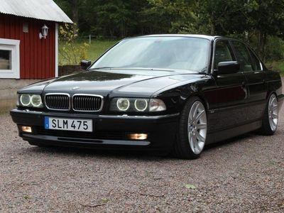 begagnad BMW 728 ia