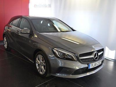 gebraucht Mercedes A180 Euro 6 122hk P-Värmare fjärrstyrd