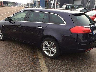 begagnad Opel Insignia Insigna 2,0 D 4WD Skinn, Nav 2012, Kombi 159 900 kr