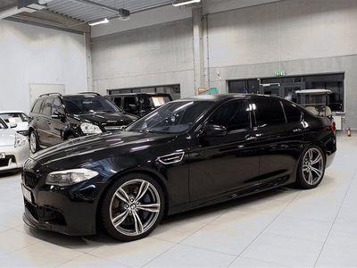 begagnad BMW M5 F10 (560hk) DKG