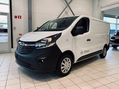begagnad Opel Vivaro BUSINESS L1H1 BiTurbo 179.800 2019, Personbil 224 750 kr