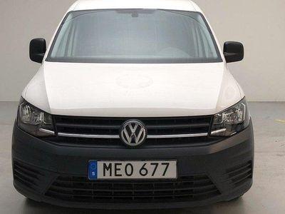 begagnad VW Caddy Maxi 2.0TDI BlueMotion Euro
