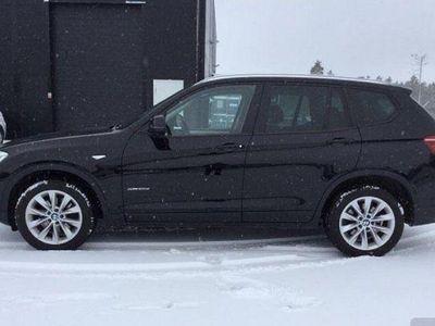 begagnad BMW X3 20d Värmare / Dragkrok