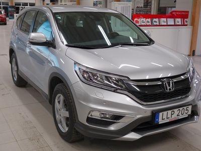 begagnad Honda CR-V 1.6 i-DTEC 4WD