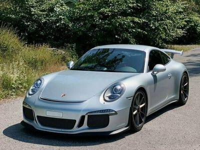 begagnad Porsche 911 GT3 Clubsport Sv.såld - Unik färg & specifikation