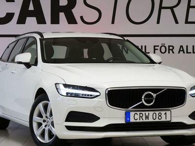 begagnad Volvo V90 D3 AWD Business Drag Klimatpaket VOC