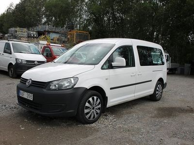 begagnad VW Caddy Maxi Life 1.6 TDI AUT 7-Sits