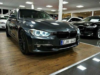 begagnad BMW 320 i Touring Steptronic Luxury Line Euro 6 184hk
