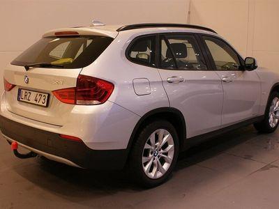 begagnad BMW X1 xDrive20d