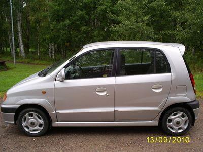 begagnad Hyundai Atos AtosPrime Gls -02 2002