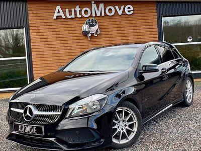 begagnad Mercedes A180 Sport Euro6 122hk 800kr skatt/år