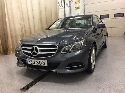 begagnad Mercedes E250 CDI 204 hk awd