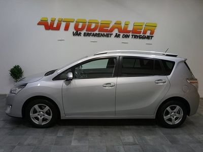 begagnad Toyota Verso 1.8 7-sits 4600mil 147hk
