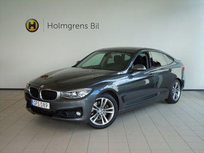 begagnad BMW 328 Gran Turismo i Automat, Drag, Sportline, Panorama