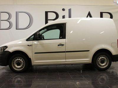 gebraucht VW Caddy 2.0 TDI D-VÄRM DRAG -15