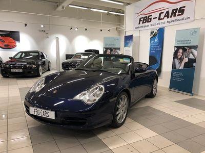 gebraucht Porsche 911 Carrera Cabriolet 911 996 3.6 320hk