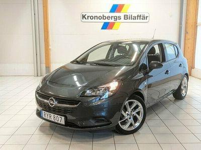 begagnad Opel Corsa Enjoy Plus 5-dörrar 1.4 90hk