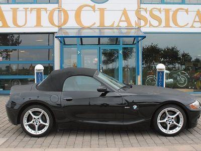 begagnad BMW Z4 3.0i Roadster