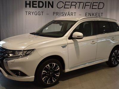begagnad Mitsubishi Outlander P-HEV 2.0 Hybrid 4WD Komfort