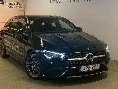 begagnad Mercedes 200 CLA BenzShooting Brake AMG-Line DEMO 2020, Sportkupé 329 900 kr