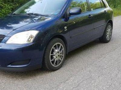 begagnad Toyota Corolla vvti 16 v- 03 -03