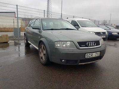 begagnad Audi A6 Allroad quattro 2.7 T V6 quattro TipTronic 250hk/besiktad
