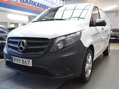 begagnad Mercedes Vito 116 CDI 7G-Tronic Plus 163hk / Krok / Värmare