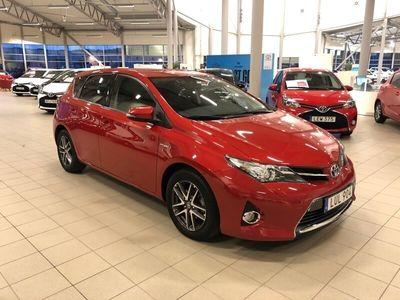 begagnad Toyota Auris 1.8 HSD