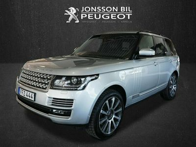 begagnad Land Rover Range Rover 4.4 SDV8 AWD Automat 340hk