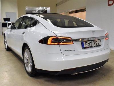 gebraucht Tesla Model S 85 | Panorama | Svensksåld | Le -14