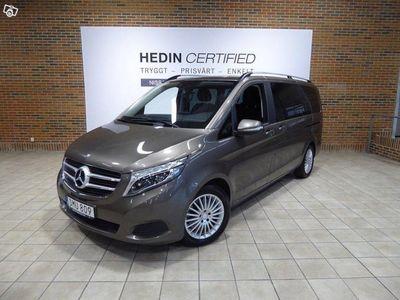 begagnad Mercedes V220 CDI 7G-Tronic Plus (163hk -15