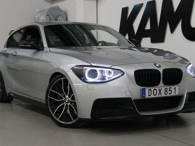 begagnad BMW M135 Navi   M performance   Keyless   H/K   320hk