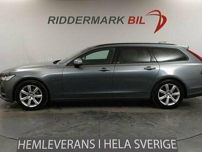 begagnad Volvo V90 D3 AWD Business Eu6 |NaviVOC|D-värm|Dragkrok 2018, Kombi Pris 228 900 kr