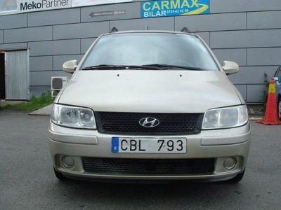 brugt Hyundai Matrix 1.8 Lågmilare 2 Brukägare, 122 HK. 5 Dörr